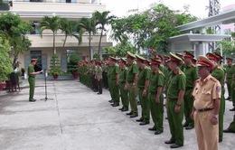 Công an TP Nha Trang khen thưởng đột xuất chuyên án phá đường dây trộm cắp xe máy