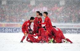 Trước trận U23 Việt Nam - U23 Uzbekistan, nhớ về chung kết U23 châu Á 2018 dưới trời tuyết Thường Châu