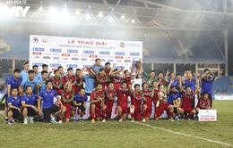 Danh sách chính thức ĐT Olympic Việt Nam tham dự ASIAD 2018: Văn Lâm, Minh Vương chia tay tuyển