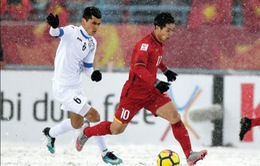 19h30 hôm nay, U23 Việt Nam - U23 Uzbekistan: Bài test thực sự! (trực tiếp trên VTV6)