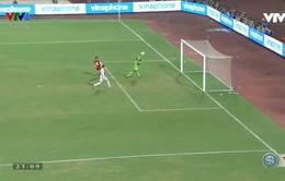 VIDEO: Pha ghi bàn mãn nhãn của Phan Văn Đức vào lưới U23 Uzbekistan
