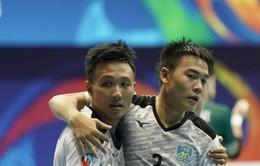 Thắng kịch tính Nagoya Oceans, Thái Sơn Nam vào bán kết giải futsal các CLB châu Á 2018