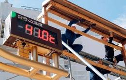 Hơn 70.000 người nhập viện do nắng nóng ở Nhật Bản