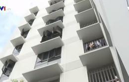 Mô hình chung cư cho người già tại Singapore