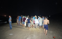 Quảng Ngãi: Mới đỗ đại học, ba học sinh bị đuối nước thương tâm