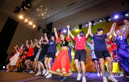 VTV Cup 2018: Đêm Gala sôi động và đầy màu sắc văn hoá
