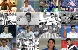 Courtois là cầu thủ thứ 45 chơi cho cả Real Madrid và Atlectico