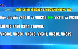 Vietnam Airlines điều chỉnh lịch bay đến Nhật Bản do bão Shanshan