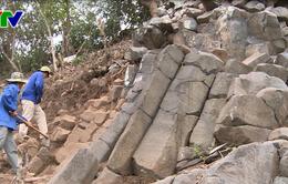 Phú Yên: Phát hiện nhiều vách đá mới tại gành Đá Dĩa