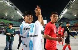 Bộ đôi Hàn từng đá World Cup 2018 quyết giành vàng ở ASIAD 2018