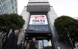 Thị trường chứng khoán Nhật Bản vượt qua Trung Quốc