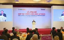 """Thủ tướng: Hợp tác giữa Thaco và HAGL là cuộc """"hôn nhân môn đăng hộ đối"""""""