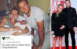 Mặc váy bạn gái, Harry Kane thông báo tin không thể vui hơn