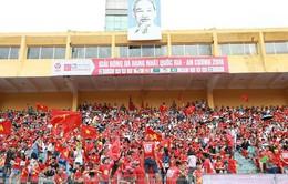 Olympic Việt Nam - Olympic UAE: Hừng hực khí thế chờ tấm huy chương lịch sử