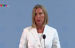 EU hoan nghênh Iran tuân thủ thỏa thuận hạt nhân