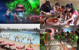 Nhiều hoạt động vui chơi dịp nghỉ lễ 2/9 trên khắp cả nước