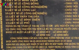 Tấm lòng của người mẹ Quảng Trị có 11 người thân là liệt sỹ