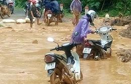 Thanh Hóa chịu thiệt hại do mưa lũ