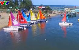 Khai mạc Lễ hội thuyền buồm Quảng Bình 2018