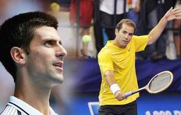 Giành Grand Slam thứ 14, Djokovic sung sướng khi được sánh vai với Sampras
