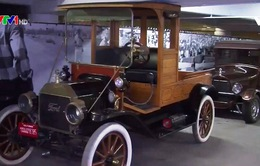 Bảo tàng những chiếc ô tô nổi tiếng tại Mỹ
