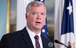 Đặc phái viên Mỹ về Triều Tiên tới Hàn Quốc