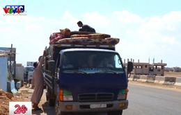 Lo ngại tấn công quy mô lớn, 400 gia đình di tản khỏi Idlib, Syria