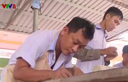 Xưởng gốm của trẻ em khuyết tật