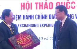 Hội thảo chia sẻ kinh nghiệm Hành chính địa phương Việt Nam - Nhật Bản