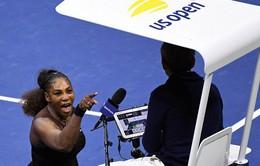 Serena Williams nói gì với trọng tài trong trận chung kết Mỹ mở rộng 2018?