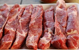 Lào dừng nhập khẩu thịt lợn từ Trung Quốc
