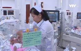 Cứu sống thai nhi sinh non 24 tuần tuổi