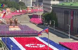 Đoàn đại biểu Đảng và Nhà nước Việt Nam dự lễ kỷ niệm 70 năm Quốc khánh Triều Tiên