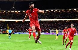 Kết quả bóng đá sáng 11/9: Bồ Đào Nha 1-0 Italia, Thuỵ Điển để thua Thổ Nhĩ Kỳ ngay trên sân nhà