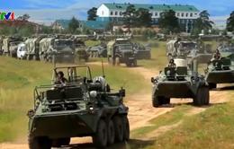Nga tiến hành cuộc tập trận lớn nhất trong lịch sử