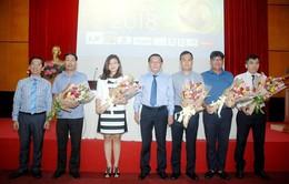 Giải thưởng Quả bóng Vàng Việt Nam 2018 chính thức được khởi động