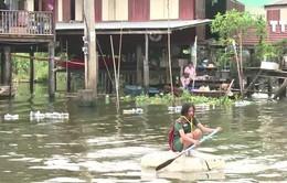 Bangkok trước nguy cơ chìm dưới mực nước biển