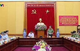 Đảng ủy Công an Trung ương thực hiện tốt việc điều tra án tham nhũng