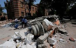 Tham nhũng - nguyên nhân gốc rễ làm sập nhà trong các vụ động đất tại Mexico