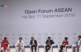 Lịch trình ngày thứ 2 Hội nghị Diễn đàn Kinh tế Thế giới về ASEAN