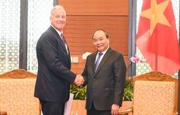 Thủ tướng tiếp Tổng Giám đốc Tập đoàn General Electric Global