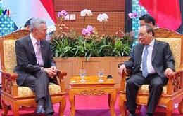 Thủ tướng Singapore hỗ trợ Việt Nam nắm bắt cơ hội của Cuộc cách mạng Công nghiệp 4.0