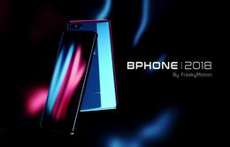 Ngắm concept Bphone 2018 sang trọng, bóng bẩy với màn hình tràn viền