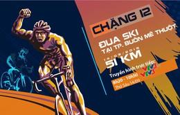 Lộ trình chặng 12 giải xe đạp quốc tế VTV Cup Tôn Hoa Sen 2018