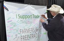 DN Mỹ bắt đầu phản đối thuế quan đánh vào hàng nhập khẩu
