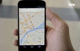 Google Maps có thể đo mức độ ô nhiễm đô thị