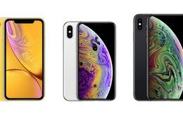 iPhone Xs, iPhone Xs Max và iPhone Xr: Giống và khác nhau những điểm gì?