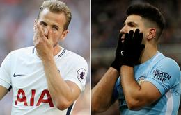 Chuyển nhượng bóng đá quốc tế ngày 13/9: Man City nhắm Harry Kane thay thế Aguero