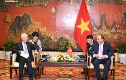 Chương mới trong hợp tác WEF - Việt Nam