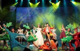 """Đón xem """"Giấc mơ nàng tiên cá"""" phiên bản đặc biệt dịp Trung thu tại nhà hát Tuổi trẻ"""